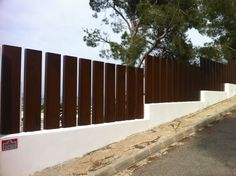 Fancy Fence, Landscape Design, Garden Design, Compound Wall Design, Fence Gate, Fences, Boundary Walls, Privacy Screen Outdoor, Steel Fence