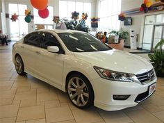 New 2014 Honda Accord Sport, ok this is more practical, love my Hondas !,,