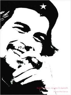 portrait of an idea Weird Drawings, Pencil Drawings, Che Guevara Tattoo, Stencil Art, Stencils, Che Guevara Images, Chicano Love, Ernesto Che Guevara, Art Pictures