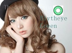 EOS Blytheye Green Circle Lens 15mm