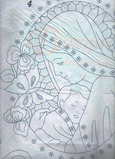 Gallery.ru / Фото #105 - disegni ricamo - antonellag