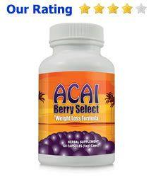 Avis sur Acai Berry Select – Est ce que Acai Berry Select fonctionne ?