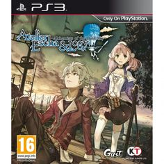 Atelier Escha & Logy: Alchemists of The Dusk Sky, PlayStation 3, RPG (Role-Playing)