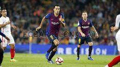Sergio Busquets #FCBarcelona #Busquets #BusquetsFCB #FansFCB #5 Fc Barcelona, Running, Sports, Life, Hs Sports, Keep Running, Why I Run, Sport