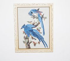 SALE........Vintage Paint By Number Blue by CheekyVintageCloset, $24.00