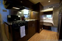airstream campers remodel | Green remodel of the travel trailer | Flickr - Photo Sharing!