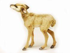 Plush Soft Toy Bushback Deer by Hansa. 40cm. 4939: Amazon.co.uk: Toys & Games