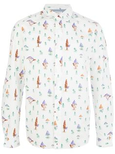 PAUL SMITH JEANS Printed Shirt