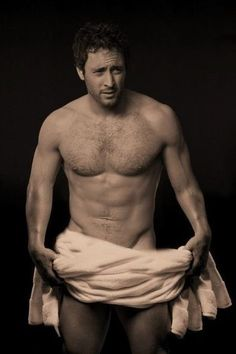 Alex O'loughlin - Drop the Towel is all i can say!!!