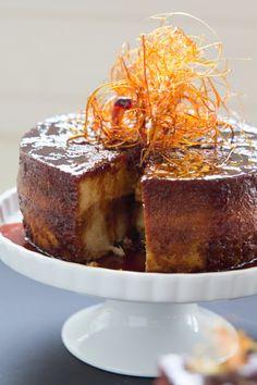 Torta Quesillo Venezolana. Una maravillosa receta como otras muchas que encontrarás en el blog El Gato Goloso al que recibimos con los brazos abiertos en RED facilisimo.com.