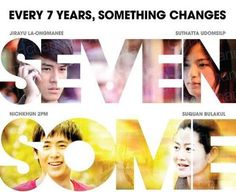 Trailer 'Seven Something' featuring 2PM's Nichkhun
