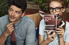 Marsala - die Farbe des Jahres 2015 von Pantone