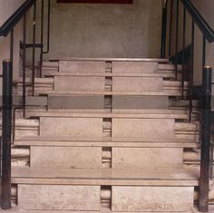 Carlo Scarpa (Italiano, 1906-1978)   Fondazione Querini Stampalia   Sestiere Castello, 5252, 30122 Venice, Italy   1959-63 (With subsequent modifications by Valeriano Pastor and Mario Botta)