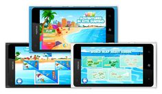 Kite Surfing Game  Technologies: C#, Windows Phone, XNA, Microsoft Visual Studio 2008/2010/2012, .Net Framework, Entity Framework, MVP, Prism(Unity, MEF), UI, UX