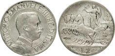 NumisBids: Numismatica Varesi s.a.s. Auction 65, Lot 713 : SAVOIA - VITTORIO EMANUELE III (1900-1946) 2 Lire 1911 Roma...