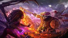 nice Artanis Heroes Of The Storm 4K Wallpaper- Download