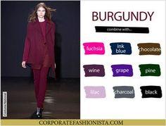Color Coordinate Your Fall Wardrobe Like A Pro - CorporateFashionista.com