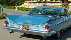 1958 Buick : Other 6 Window Car