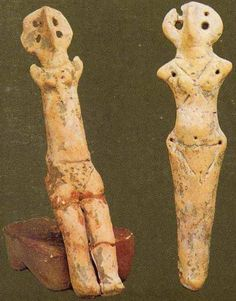 Картинки по запросу трипольские статуэтки