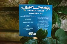 Philadelphia Garden Wedding: Lindsay + Anthony