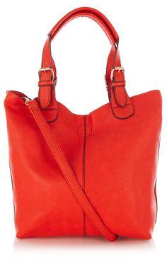 Oasis Red Bag, £38