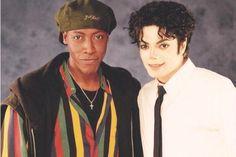 ♥ Michael Jackson ♥ & Arsenio Hall