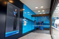 ANZ Docklands: Concept Branch Digital Media - Melbourne Design Awards 2013