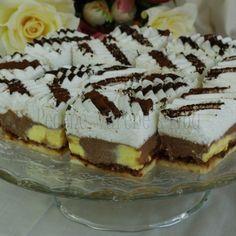 Báječny čokoládový dezert,  iba z troch zložiek a za pár minút