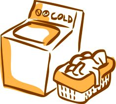 WASH YOUR CLOTHES IN COLD WATER: 90% of the energy your washing machine uses is for heating the water, so if you use cold water to wash your clothes, it can make a huge difference.  If you use cold water, you will not only save money, but also make your clothes last longer and prevent color bleeding. Saves 35 dollars and 385 lbs CO2.