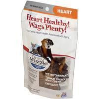 Which you like best? Ark Naturals Gray...  Check it out here : http://www.allforourpets.com/products/ark-naturals-gray-muzzle-heart-healthy-wags-plenty-2-12-oz