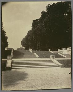 Atget. Paris. Parc de Saint Cloud Saint Médard, Saint Louis, Eugene Atget, Getty Museum, Monochrome Photography, Documentary Photography, Paris, Anthropology, Rue