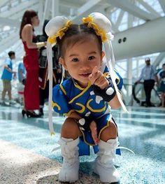 Baby Chun-Li. Mini Chun-Li (dans Streetfighter).