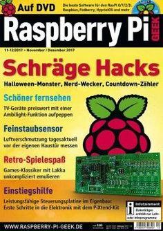 Raspberry Pi Geek 11-12/2017 (ePaper PDF)