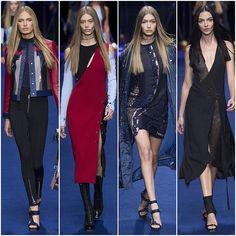 Versace Spring Summer 2017 Runway Show at Milan Fashion Week. (📷 Vogue) #mfw #mfw16 #fashionweek #milan #milanfashionweek #spring #summer #springsummer #ss17 #ss2017 #spring2017 #runway #runwayshow #fashionshow #redcarpet #celeb #celebstyle #instaceleb #instastyle #instafashion #fashion #fashionista #style #keepcalmthinkfashion #versace @versace_official #romeestrijd #ondriahardin #gigihadid @romeestrijd @ondriahardinofficial @gigihadid