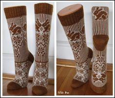Crochet Socks, Knit Mittens, Knitting Socks, Hand Knitting, Knitted Hats, Knit Crochet, Knitting Stitches, Knitting Designs, Knitting Projects
