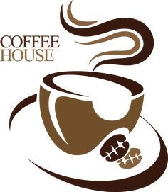 What you need to know about coffee and coffee drinking Coffee Shop Logo, Coffee Shop Design, Coffee Branding, Design Café, Logo Design, Logo Café, Coffee Png, Coffee Coffee, Cafe Logos