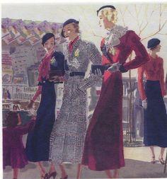1932 March Vogue
