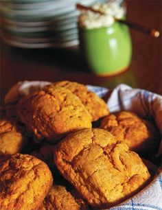 Sweet Potato Biscuits  I'm am so ready for fall!
