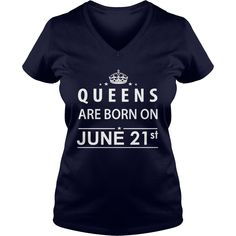 June 21 Shirts Queens are Born on June 21 T-Shirt 06/21 Birthday June 21 ladies tees Hoodie Vneck Shirt for Girl and women #gift #ideas #Popular #Everything #Videos #Shop #Animals #pets #Architecture #Art #Cars #motorcycles #Celebrities #DIY #crafts #Design #Education #Entertainment #Food #drink #Gardening #Geek #Hair #beauty #Health #fitness #History #Holidays #events #Home decor #Humor #Illustrations #posters #Kids #parenting #Men #Outdoors #Photography #Products #Quotes #Science #nature…
