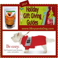 Check out the newest post (Perfect Pet Gifts Holiday Gift Guide) on 3 Boys and a Dog at http://3boysandadog.com/2014/11/perfect-pet-gifts/?Perfect+Pet+Gifts+%7BHoliday+Gift+Guide%7D