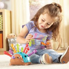 Fine Motor Fun Scavenger Hunt - Learning Resources Blog Learning Toys, Learning Resources, Early Learning, Learning Skills, Toddler Scavenger Hunt, Scavenger Hunts, Early Math, Travel Toys, Games For Toddlers