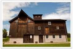 Vehe Barn. The perfect setting for our wedding.