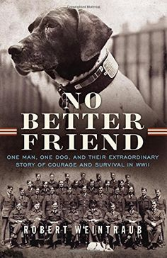 No Better Friend: One Man, One Dog, and Their Extraordinary Story of Courage and Survival in WWII by Robert Weintraub http://www.amazon.com/dp/0316337064/ref=cm_sw_r_pi_dp_wLsNvb06P9C9H
