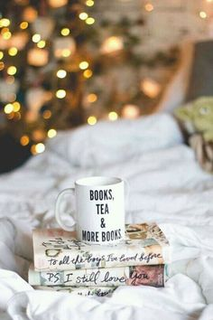 """Do you love books & tea & candles? Come check out our new """"Book & Pamper"""" packages: Facebook.com/CozyBooksAndTea TREAT YOURSELF!"""