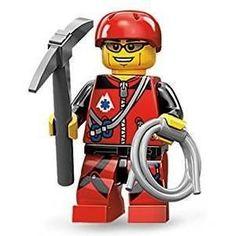 LEGO Minifigures Series 11, Mountain Climber