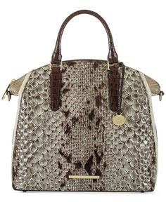 b148d6f9d060 Brahmin Carlisle Large Duxbury Satchel - All Handbags - Handbags  amp   Accessories - Macy s Carlisle