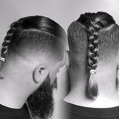 Braid Undercut