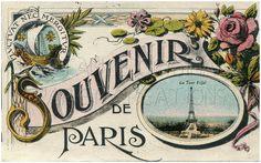 #postcard from Paris