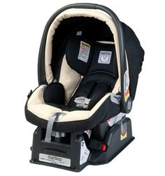 """Peg Perego Primo Viaggio Car Seat - """"It's so easy to carry, so easy to attach to a stroller, so safe, and so great-looking."""""""