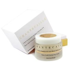 Chantecaille nano gold eye cream - amazing for fine lines and dryness!
